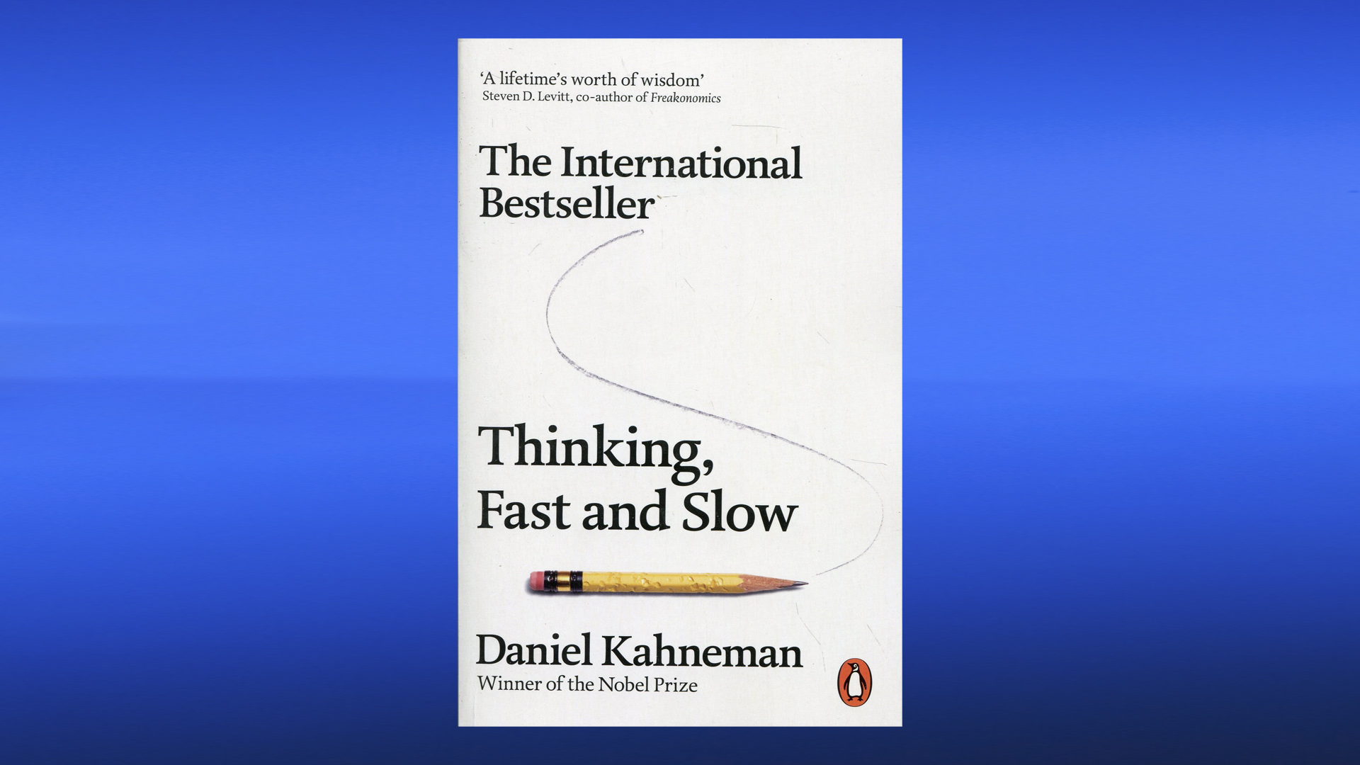Book Review - Thinking Fast and Slow